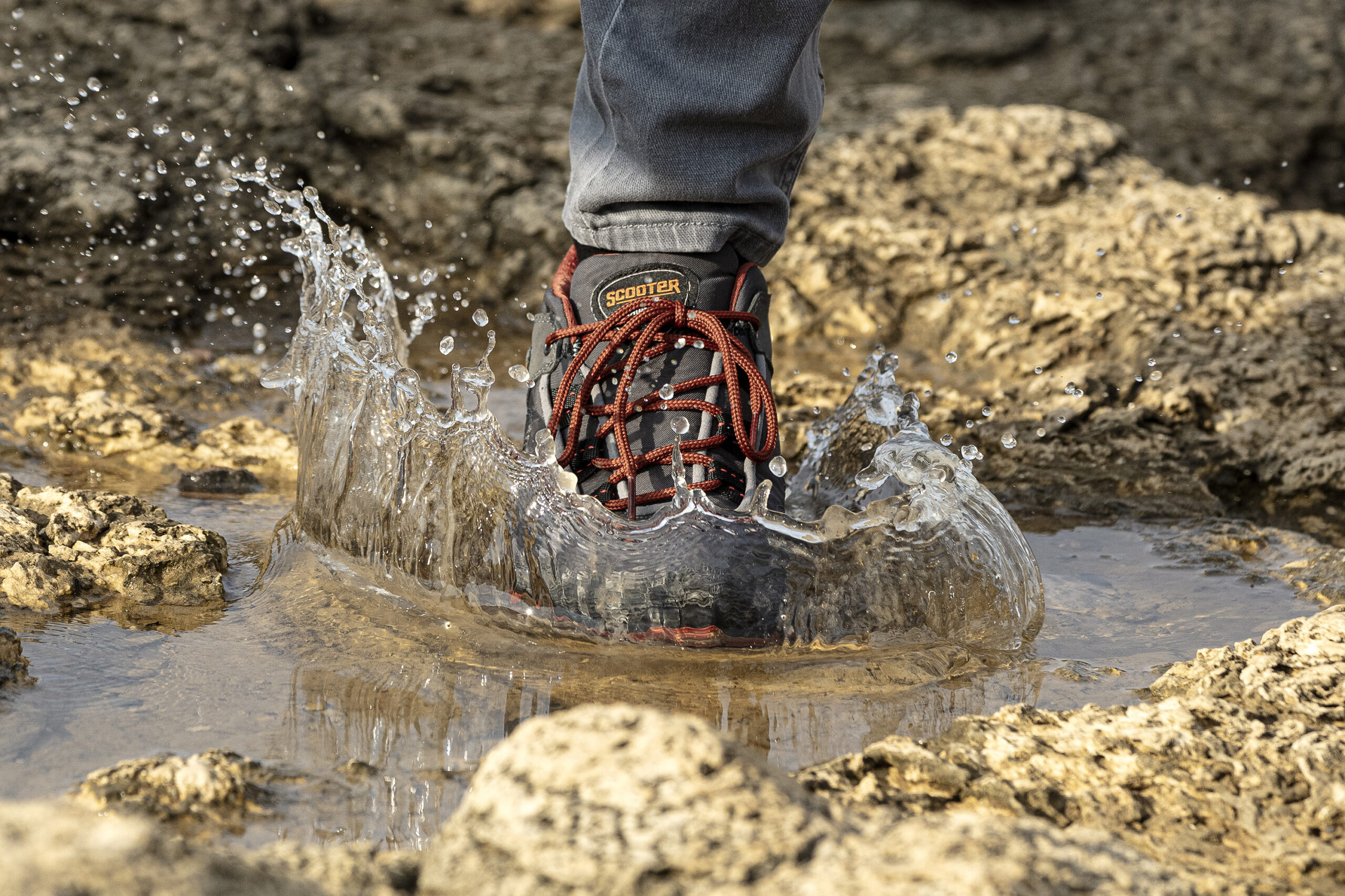 Watertight Ayakkabı